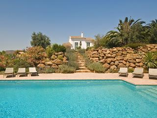 Secluded and Private Farmhouse Apartment with Private Pool - Casarabonela vacation rentals