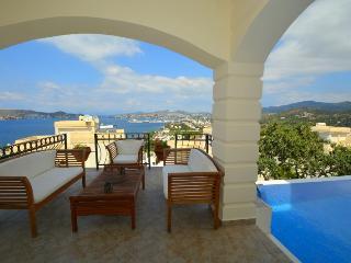 Sea View Villa,Walking Distance to Yalikavak - Yalikavak vacation rentals