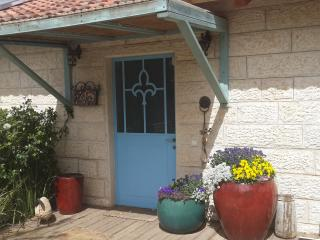 2 bedroom House with Internet Access in Nes Harim - Nes Harim vacation rentals