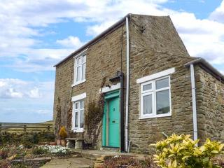 ROSE COTTAGE, pet-friendly, WiFi, lots of walking and cycling nearby, woodburner, Rookhope, Ref 928604 - Rookhope vacation rentals