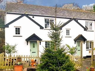 MARTIN COTTAGE, semi-detached, on working farm, shared private beach, in - Berrynarbor vacation rentals