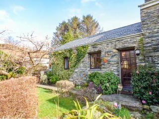 CWM CAETH COTTAGE, all ground floor, in the National Park, pet-friendly - Beddgelert vacation rentals