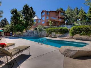 Mt Rose Chalet - private pool, views, sleeps 20! - Reno vacation rentals