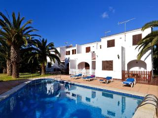 Comfortable Apartment in Minorca with A/C, sleeps 4 - Minorca vacation rentals