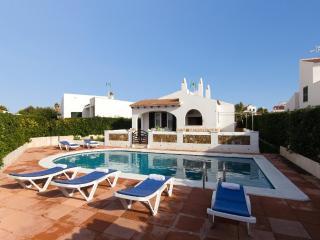 3 bedroom Villa with Internet Access in Cala'n Bosch - Cala'n Bosch vacation rentals