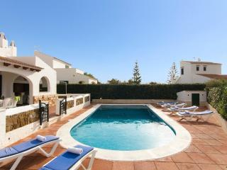 Cozy Cala'n Bosch Villa rental with Washing Machine - Cala'n Bosch vacation rentals