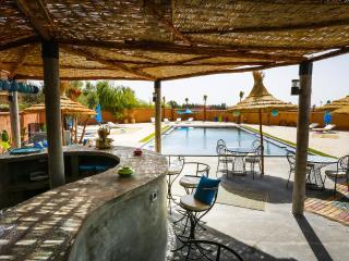 TCHINA-MANDARINA, 2 piscines dont intérieure à 29° - Marrakech-Tensift-El Haouz Region vacation rentals