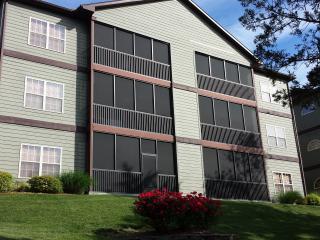 SAVE Now-SEPT 22, 25-30, OCT 1-13 /13th Tee Unit 1/3 Bed-3 Bath Villas/Stonebridge Resort/Near Silver Dollar City/Sleeps 10 - Branson vacation rentals