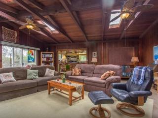 spacious, peaceful organic farmhouse - Captain Cook vacation rentals
