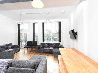 Converted warehouse Slps 14 (M St A2) - Manchester vacation rentals
