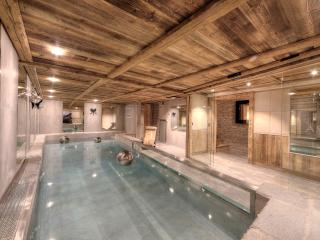 Spacious Chalet with Sauna and Hot Tub - Courchevel vacation rentals