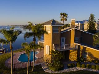 Luxury Florida Villa - 5 Bdrs - Waterfront - Clearwater Beach vacation rentals