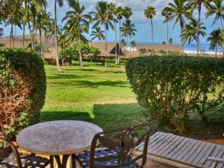 Kepuhi Beach Resort ground floor condo - Maunaloa vacation rentals
