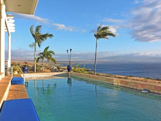 House Of Singing Whales - Panoramic Ocean 3bd Home, Huge Lanai, Private Pool/Spa - Kohala Ranch vacation rentals