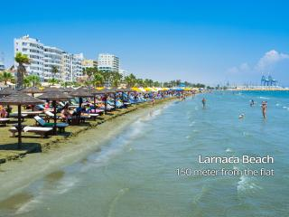 Luxury Apartment on the beach (804) - Larnaca District vacation rentals