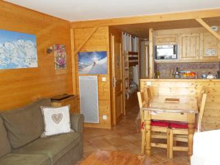 Rare T2 40 m² pour 4 pers 4 flocons OR sur pistes - Les Menuires vacation rentals
