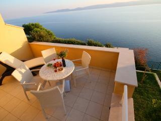 Villa Ruzmarina directly above the Private Beach - Omis vacation rentals
