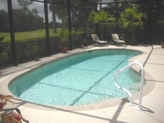 Villa with private pool in Lely - Naples vacation rentals