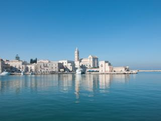 Balcone sul Porto: Panoramic Seafront Apartment - Trani vacation rentals