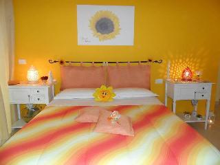 beb petali rosa: camera Girasole - Polignano a Mare vacation rentals