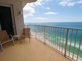 Recently Updated Gulf Front Condo  with Free Tickets to local attractions - Panama City vacation rentals