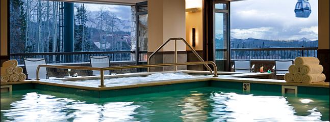 Indoor Pool & Hot Tubs - Contemporary & Elegant Accommodations - Pet-Friendly Suite (6675) - Telluride - rentals
