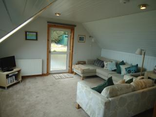2 bedroom apartment with superb view over loch - Portree vacation rentals
