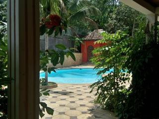 Location meublée dans villa avec piscine - Kangani vacation rentals