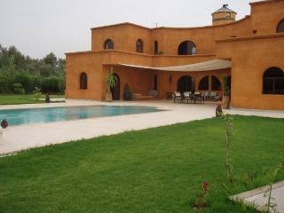 Superbe villa 4 chambres avec piscine - Marrakech vacation rentals