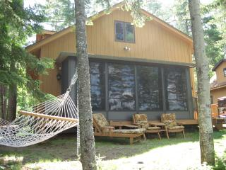 Beautiful vacation home in the Northwoods! - Boulder Junction vacation rentals
