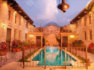 Casa Santa Cruz - Castle-Like & Central Home with Pool & Hot Tub - Antigua Guatemala vacation rentals