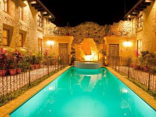 Casa Sta Catarina - Centrally located & Castle-like home w/Pool & Hot Tub - Antigua Guatemala vacation rentals