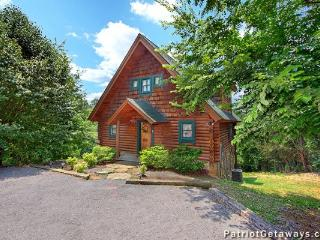 Cozy Cabin with Fireplace and Grill - Pigeon Forge vacation rentals