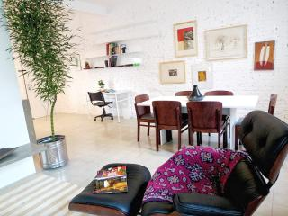 One bedroom apartment really calm,  with services - Sao Paulo vacation rentals
