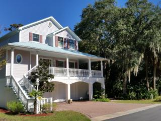 Spacious Custom Home with Panoramic Views - Fripp Island vacation rentals