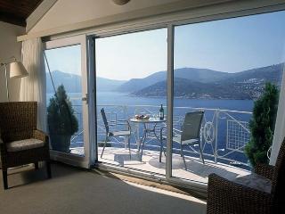 1 Bedroom Apartment with Seaview Terrace - Kalkan vacation rentals