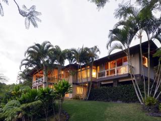 Modern Luxury Home On Private 10 Acres Coffee Farm - Kailua-Kona vacation rentals