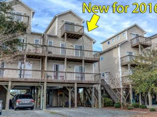Anchor Dr. 107A | Newly decorated | Great Sunset View | Easy beach access | Heart of Surf City - Surf City vacation rentals