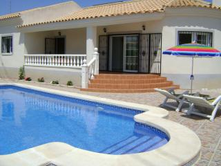 3 Bed Detached Villa with Air-Con & Private Pool - La Marina vacation rentals
