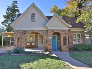Cottage is Historic Sayles Area - Abilene vacation rentals