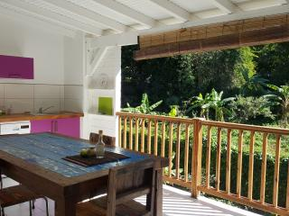 "Habitation CALISSA gîte ""GROSEILLE PAYS"" - Bouillante vacation rentals"