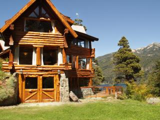 ASTONISHING 5 BED LAKEFRONT VILLA - San Carlos de Bariloche vacation rentals