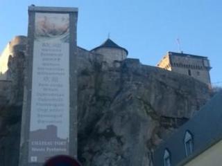Plein Centre studio 2/4pers prox Grotte sanctuaire - Lourdes vacation rentals