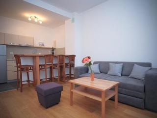 Sea view three-bedroom apartment in centre - Budva - Budva vacation rentals