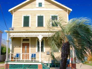 One Block to Beach Two + Blocks to Pleasure Pier, - Galveston vacation rentals