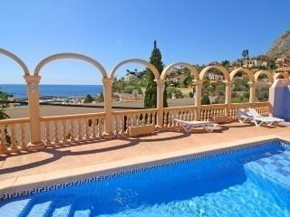 Cozy 2 bedroom Calpe House with Short Breaks Allowed - Calpe vacation rentals