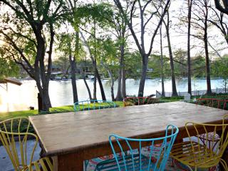 SUNSET LAKE HAUS - New Braunfels - New Braunfels vacation rentals