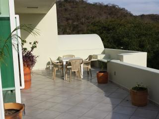 1 Bedroom Penthouse minutes to the Beach - Huatulco vacation rentals