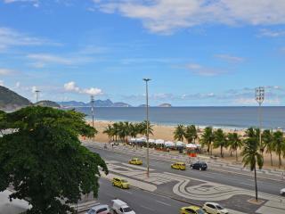 apartamento 4 quartos vista mar frontal - Rio de Janeiro vacation rentals