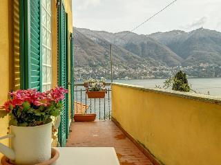 Romantic Italian retreat at Lake Como with amazing views! - Como vacation rentals